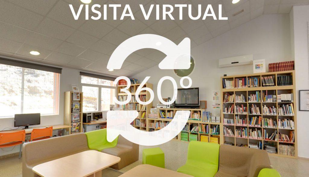 Visita Virtual. Liceo Franés Internacional Murcia, Colegio Privado Murcia, Centro Educativo