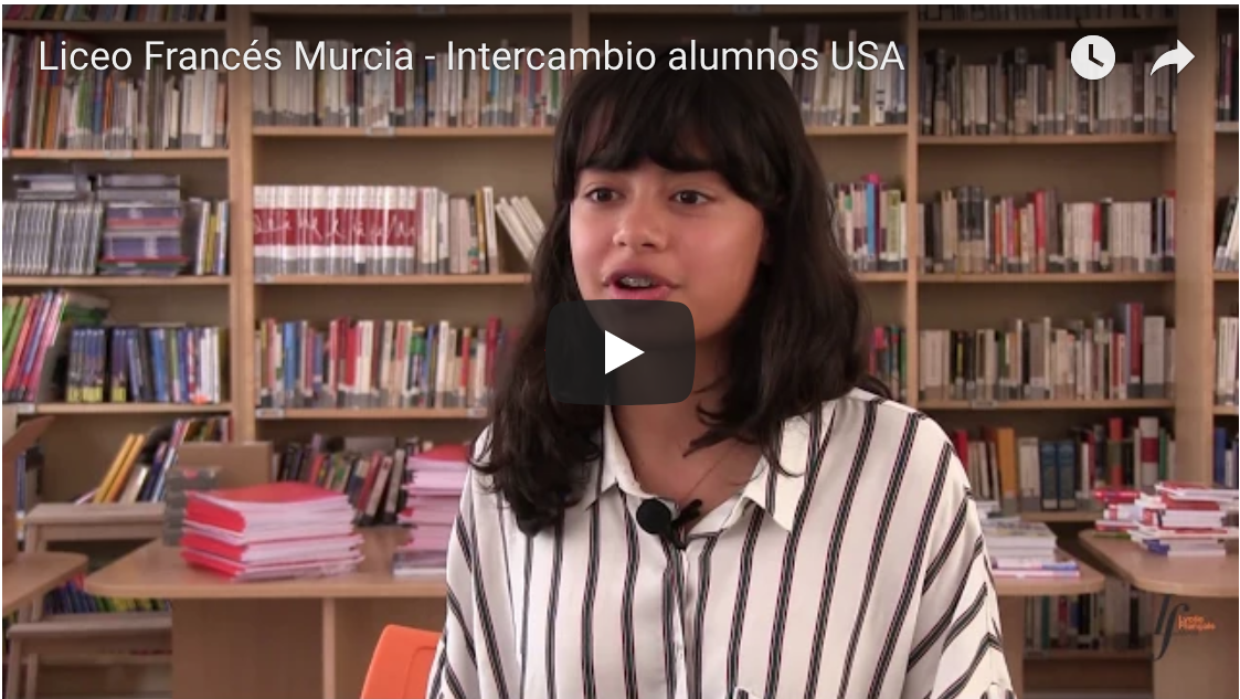 Alumnos de intercambio