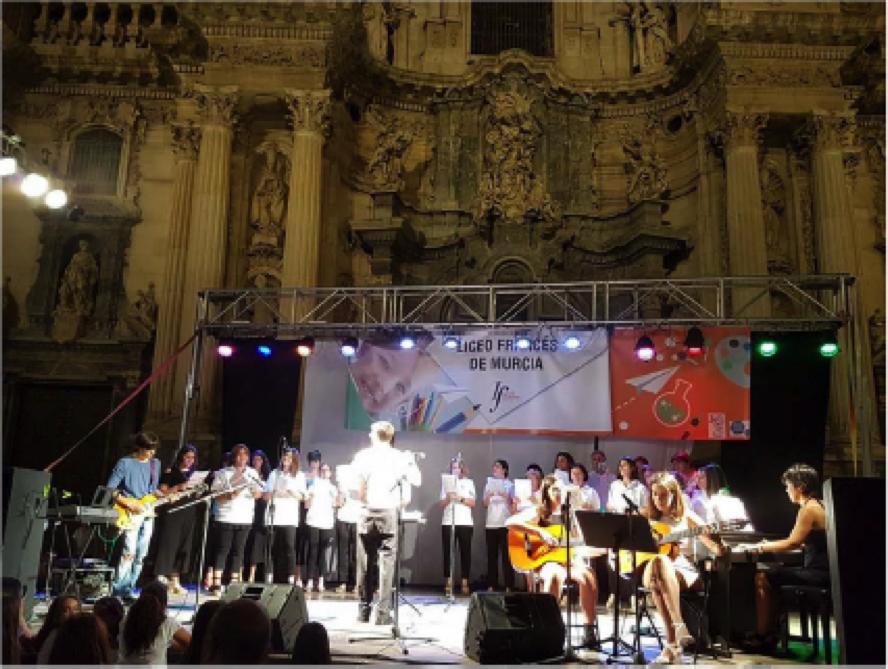 Fotografía Fiesta de la Música Liceo