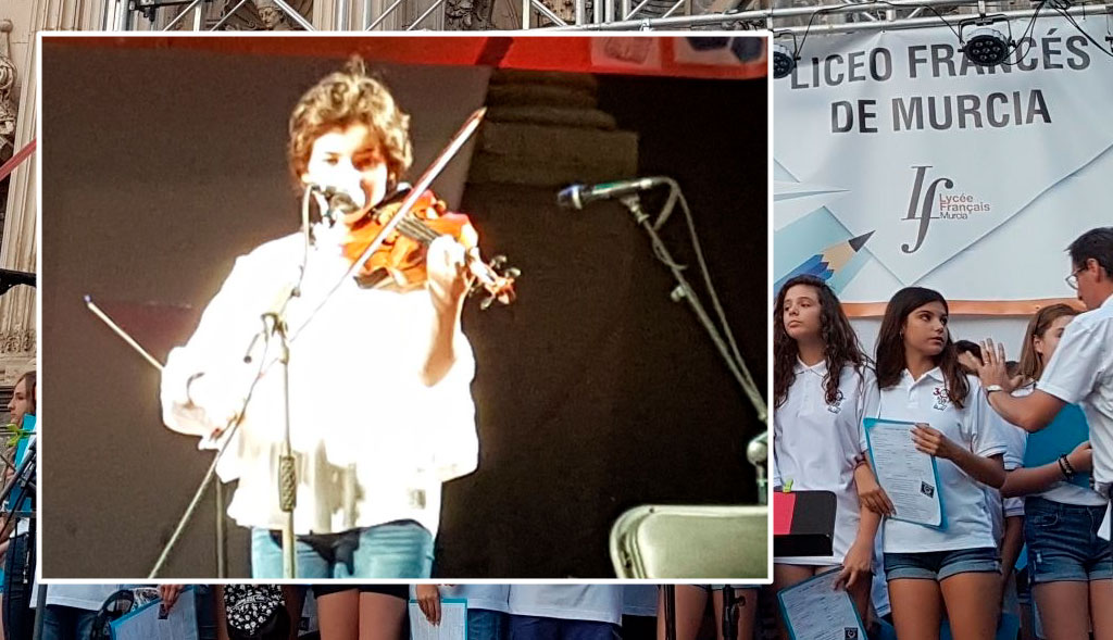 Liceo Francés Internacional Murcia Fiesta de la Música