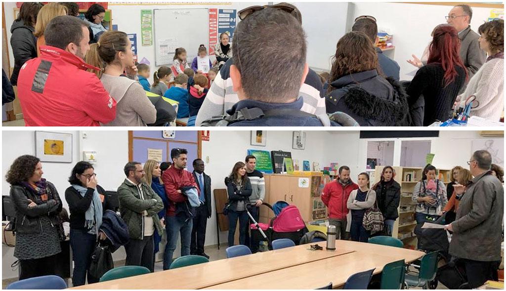 Éxito de asistencia en la Jornada de Puertas Abiertas del Liceo