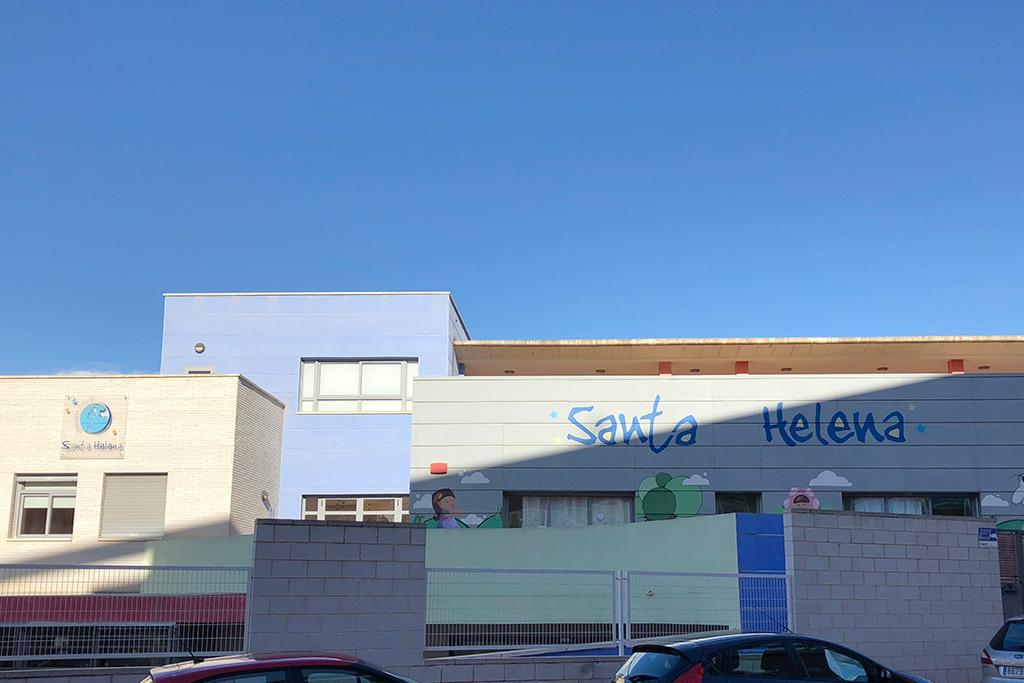 San Helena Molina de Segura. Escuela Infantil. Centro Colaborador con el Liceo Francés Internacional Murcia