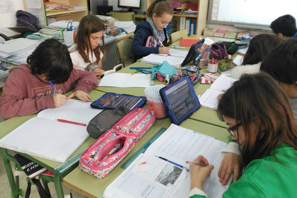 Aprendiendo con iPad y Tablets