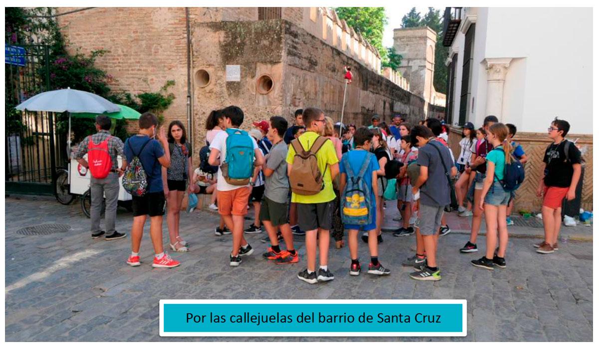 Viaje a Andalucía de los alumnos de 1º de la ESO - Dia 3