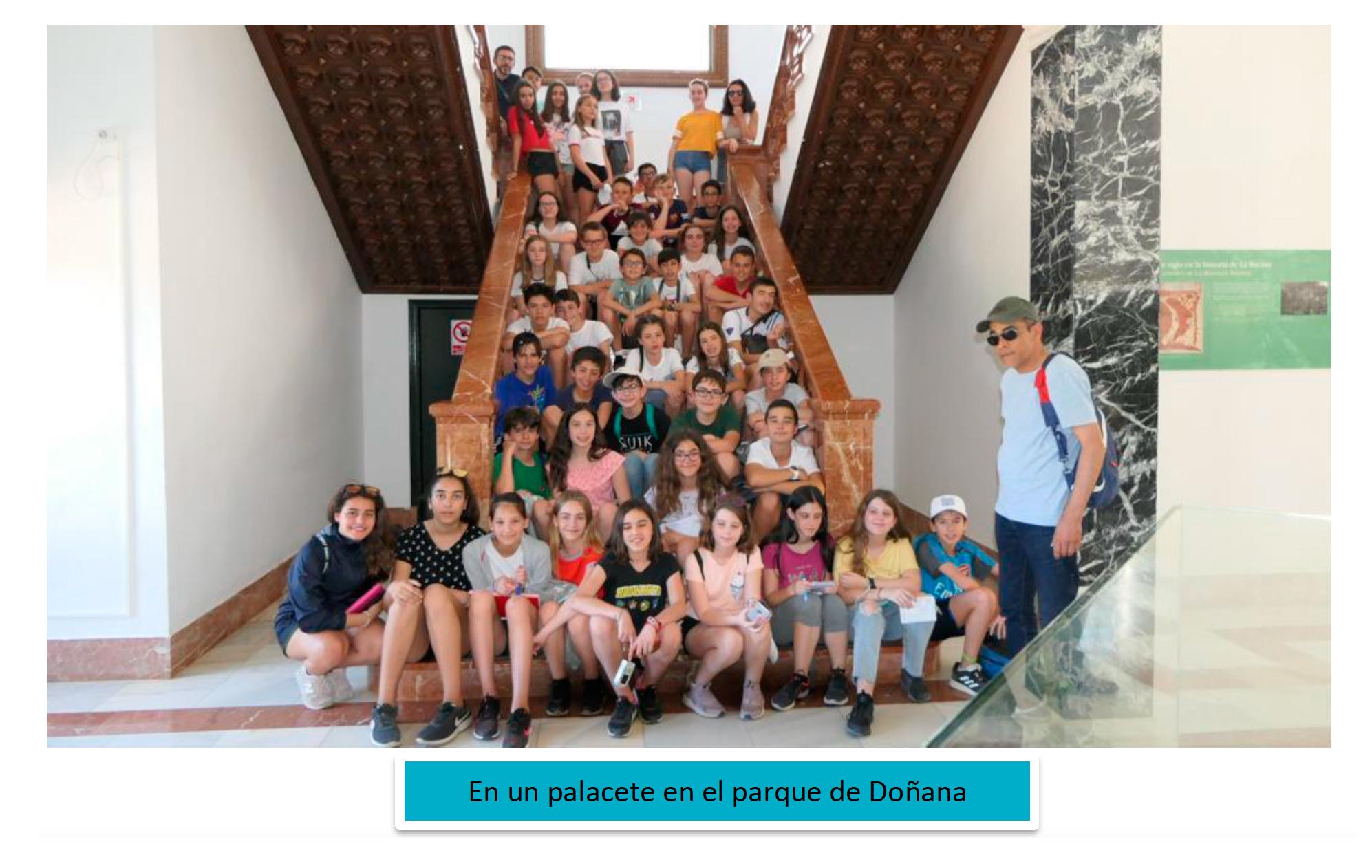 Viaje a Andalucía de los alumnos de 1º de la ESO - Dia 4