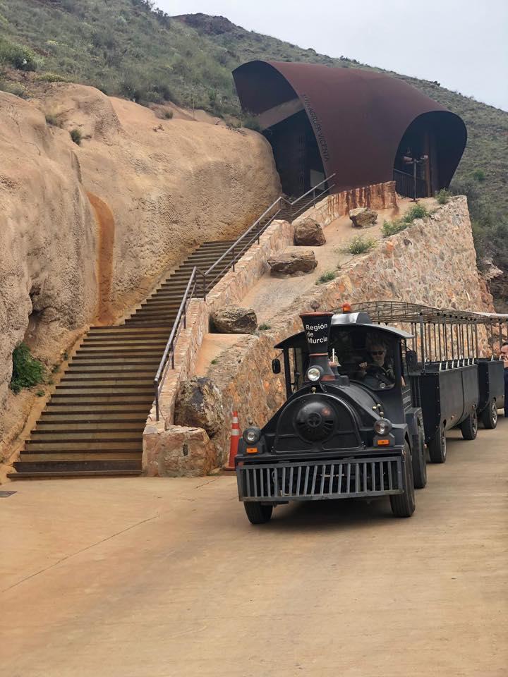 Visita al Parque Minero de la Unión